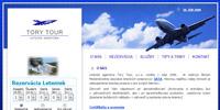ToryTour.sk | Letecká agentúra, ubytovanie a prenájom áut